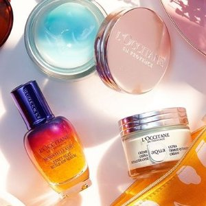 $20 OffL'Occitane Beauty Sale for New Customers