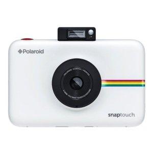 $107.99 (原价$179.99)Polaroid Snap Touch 触屏拍立得相机