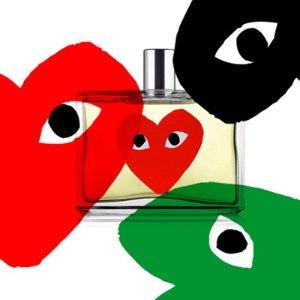 定价优势 变相6.5折COMME DES GARÇONS 川久保玲香水也艺术 2号香水$95