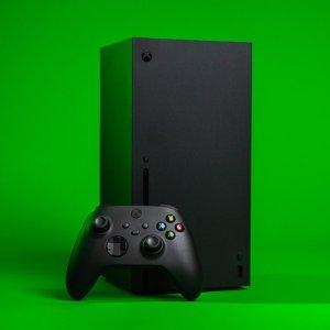 $699.99+包邮Xbox Series X+柠檬黄手柄+XGP3个月+地平线4套装