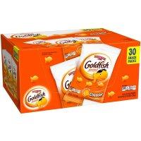 Pepperidge Farm Goldfish 起司味小鱼饼干 1.5盎司 30包