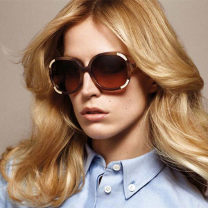 Extra $15 OffCHLOE Myrte Series Square Style Ladies Sunglasses