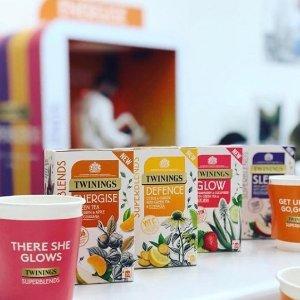 无门槛9折 抹茶口味也参与Twinings 全场茶叶茶包折扣热卖 果茶 冷泡茶都有