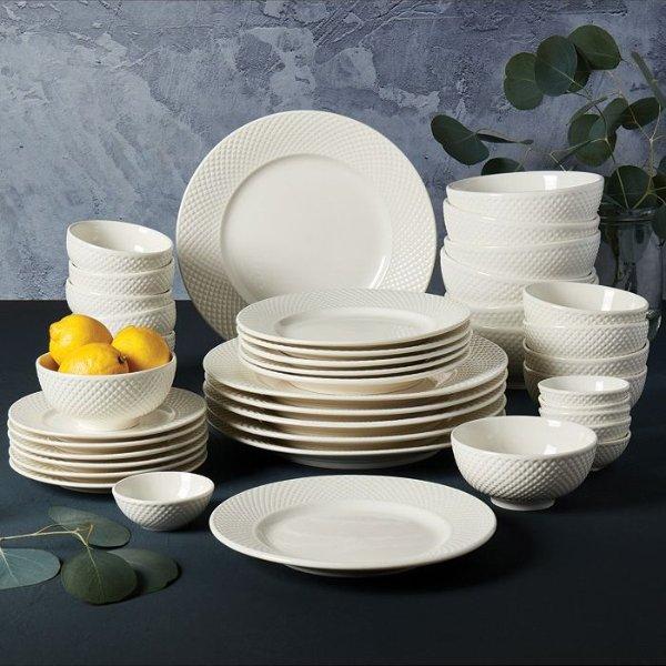 陶瓷餐具42件套