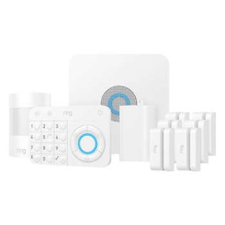 安防10件套$189 智能门铃$149Ring Alarm 家庭智能安防系统 多款特卖