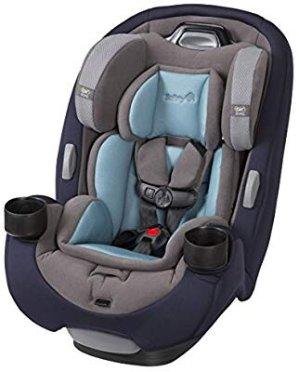 $104.22 限Prime用户史低价:Safety 1st Grow and Go EX Air 3合1双向汽车安全座椅