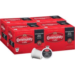 $43.99Signature Blend Dark Roast Single Serve Cups (144-Pack)