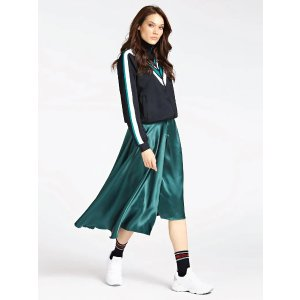 Guess不对称裙