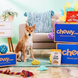 Chewy 全场宠物食品、用品等促销