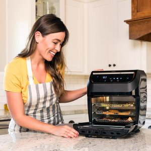 $109.99Best Choice Products 11.6qt 8-in-1 XL Air Fryer Oven