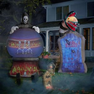 Up to 55% OffThe Home Depot Select Halloween Decorations