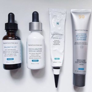 全线7.9折SkinCeuticals 修丽可大促 发光瓶、紫米精华全网最低£67!