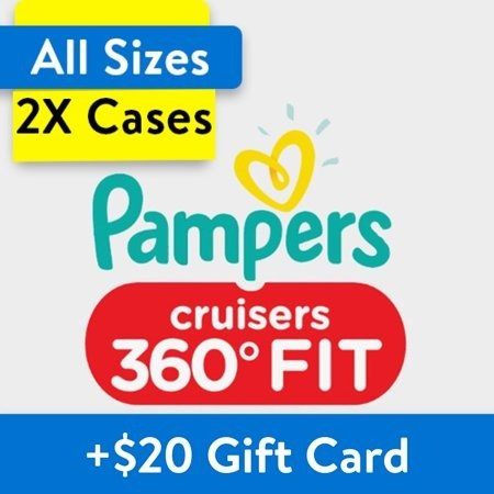 Cruisers 360 Fit 尿布,以3号为例