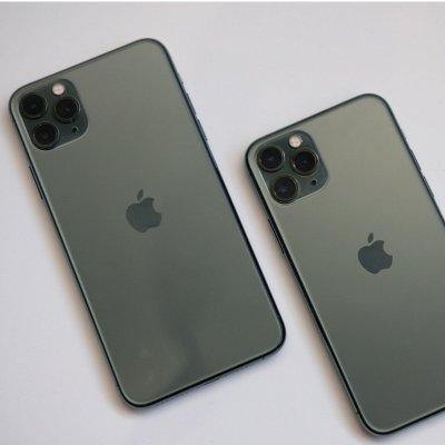 暗夜绿手慢无AT&T 预购iPhone11系列手机可获$300礼卡