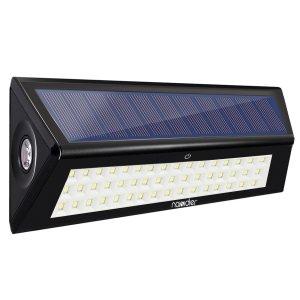 $8.99Naisidier 户外太阳能感应灯 50 LED 超亮堂