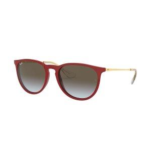 Ray-BanERIKA 红框墨镜