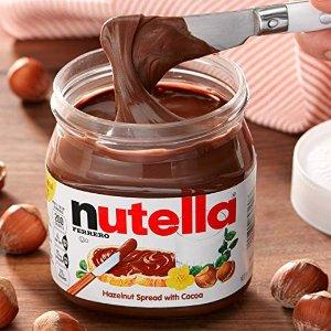 $3.31Nutella Chocolate Hazelnut Spread, 13 oz Jar