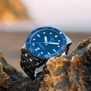 Dealmoon Exclusive: Extra $20 Off TISSOT Seastar 1000 Automatic Men's Watches 4 styles