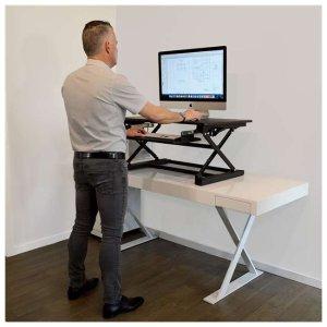 xec-FIT Adjustable Height Desktop Riser