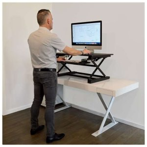 xec-FIT Adjustable Height Desktop Riser
