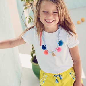 30% OffTops & Tees @ Mini Boden