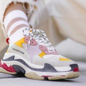 低至7折 €507收老爹鞋 鞋包款式巨全Mytheresa 私卖闪购 巴黎世家超罕见全线低价参与活动