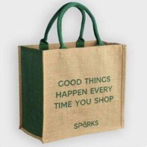 亚麻质地 时尚感爆棚M&S 线上注册会员卡 线下免费领取购物袋