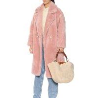 Yves Salomon 羊毛泰迪大衣