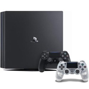 Sony PlayStation 4 Pro 1TB 游戏主机套装+赠送1无线手柄