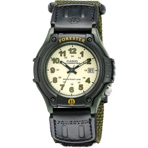 CasioMen's FT500WC-3BVCF Forester Sport Watch with Nylon Band