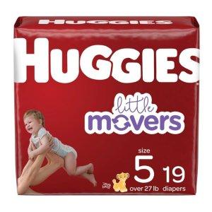 Huggies宝宝尿不湿 Size 5 19片