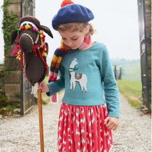 Up to 50% Off + 10% Off New Season StylesKids Apparel Sale @ Mini Boden