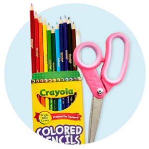 低至2折 24色蜡笔$0.25Walmart 儿童返校用品热卖已开启,文具一站式购齐