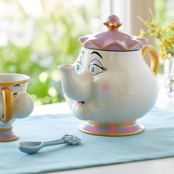 Mrs. Potts 茶壶