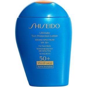 Shiseido蓝胖子防晒