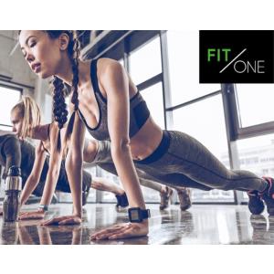 健身课程 桑拿等都可用FIT/ONE 全德健身俱乐部圣诞特惠券 5周仅售€25