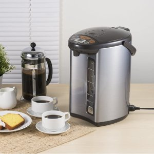 Zojirushi Micom Water Boiler & Warmer, 135 oz. / 4.0 Liters