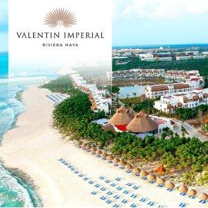 $150Mexico Riviera Maya Top-Rated  All-Incl Resort