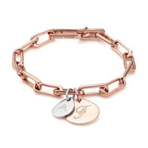 Alta Capture Charm Bracelet Set - The Minimalist | Jewellery Sets | Monica Vinader