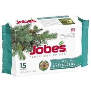 $4.99Jobe's 常青树专用化肥棒 15根 早春适用
