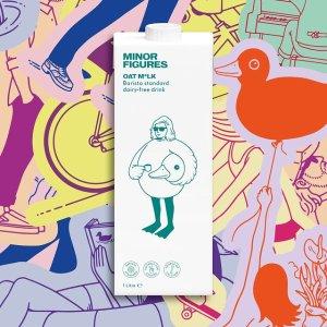 封面网红燕麦奶£1.79Holland Barrett 精选饮品Top10榜单 有机奶、椰子水、液氮咖啡