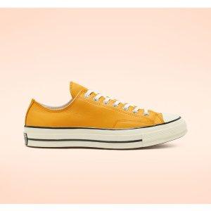 ConverseSeasonal Color Chuck 70帆布鞋