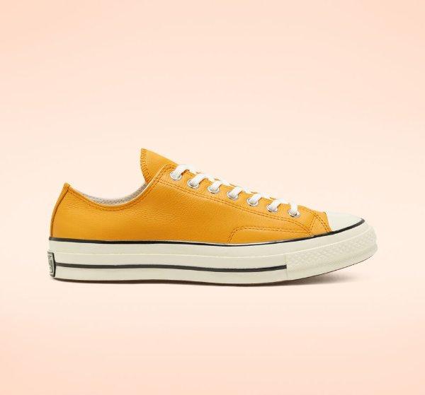 Seasonal Color Chuck 70帆布鞋