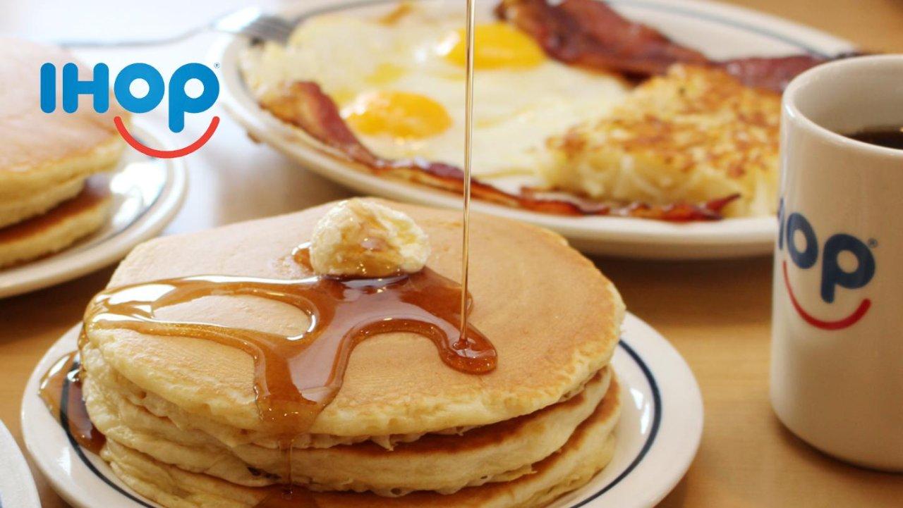 美式经典早餐IHOP 松饼控看过来,附详细的中英文菜单对照