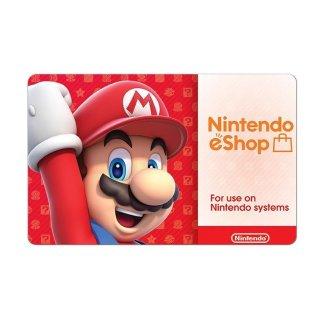 Free $10 Gift CardNintendo eShop $50 Gift Cards