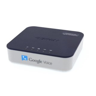 Obihai OBi202 VoIP Phone Adapter with Router