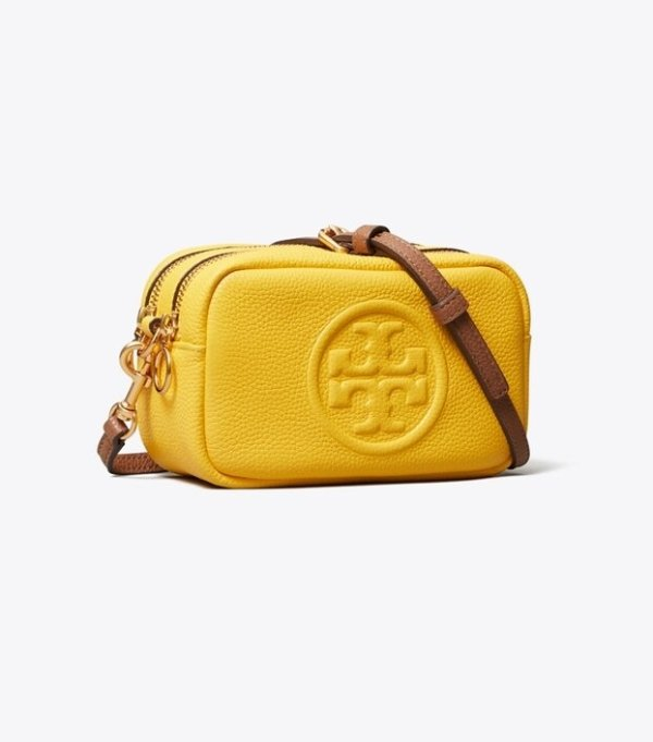 Perry 柠檬黄相机包