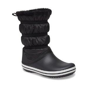 Crocs4/5 Crocband™女士雪地靴