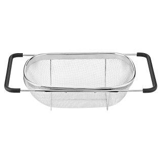 Cuisinart 可伸缩厨房水池滤水篮 5.5夸脱