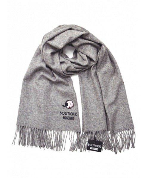 olive羊毛围巾